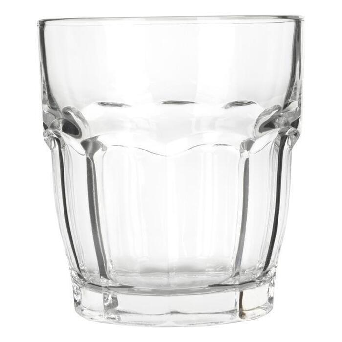 Bormioli Facetglas 20 cl (stuk)