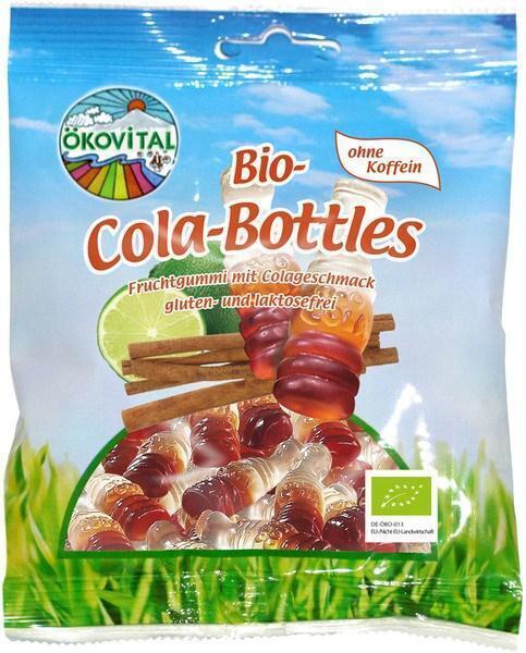 Cola-bottles (100g)
