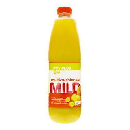Multivruchtensap mild (1.5ml)