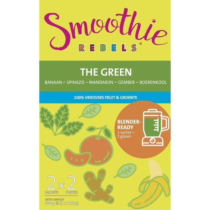 "Smoothie ""the green"" (2 × 300g)"