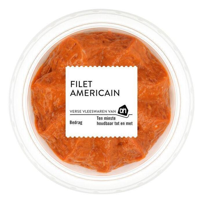 Filet Americain (bak, 80g)