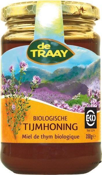 Tijmhoning (pot, 350g)