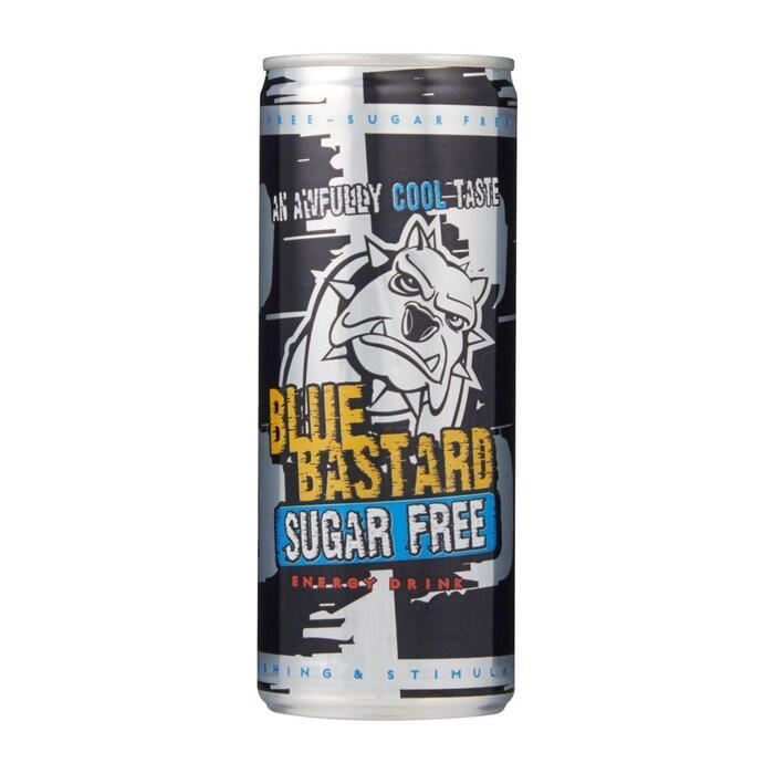 Blue Bastard sugar free (blik, 250ml)