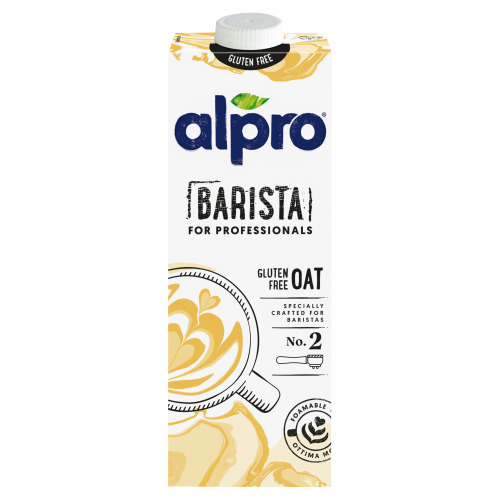 Alpro For Professionals Haver Glutenvrij 1 L (1L)