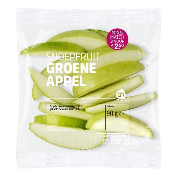 AH Snoepfruit groene appel (90g)