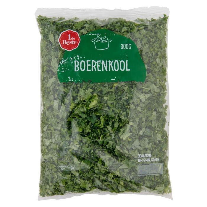 WHeemskerk BOERENKOOL GROF 300 GRM VERPAKT (300g)