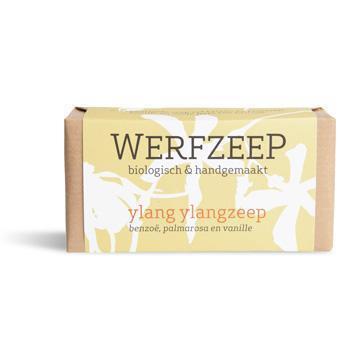 Ylang ylangzeep (100g)