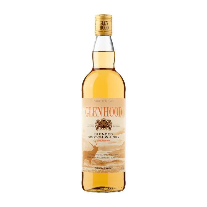 Glen Hood Scotch whisky (0.7L)
