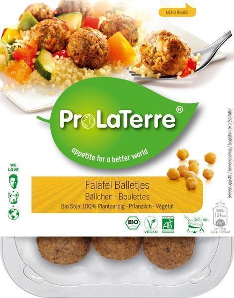 Falafel balletjes (doos, 150g)