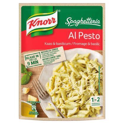 Spaghetteria Al Pesto (155g)