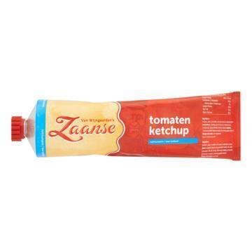 Zaanse Tomaten Ketchup 160ml (tube, 160ml)