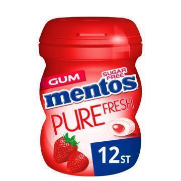 MGum PF Mini Potje Strawberry 1btl BLX (24g)