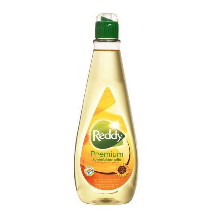 Reddy Premium zonnebloemolie (0.5L)