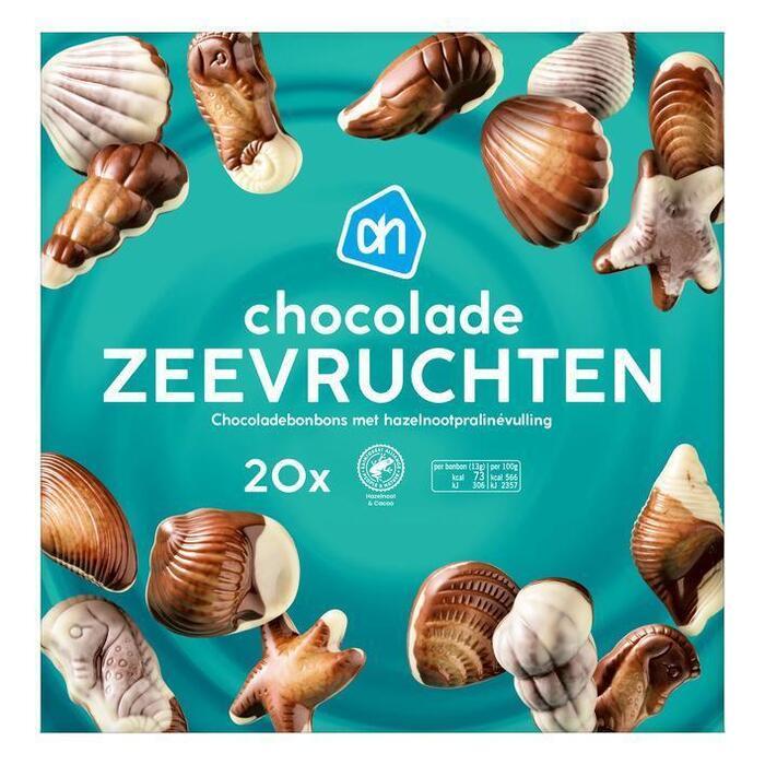 Chocolade Zeebanket (250g)