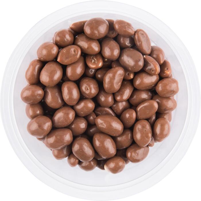 Chocolade pinda's melk groot (220g)
