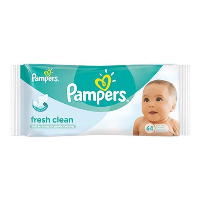 Babydoekjes Fresh Clean