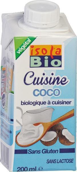 kokos cuisine (pak, 200ml)