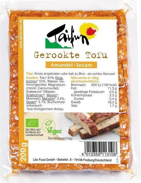 Tofu amandel sesam (200g)