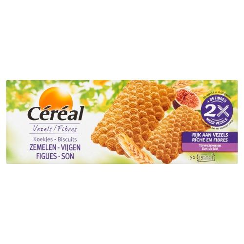 Cereal Zemelkoekjes met vijgen (210g)