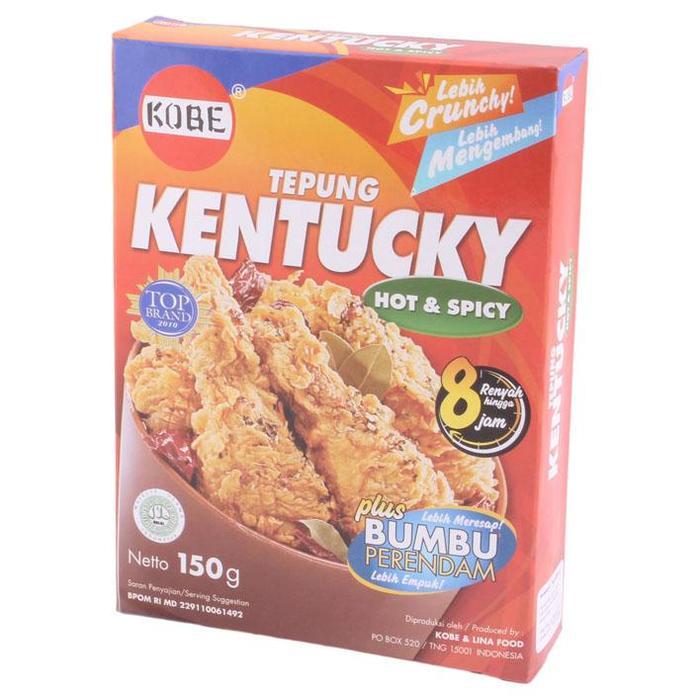 Kentucky hot (150g)