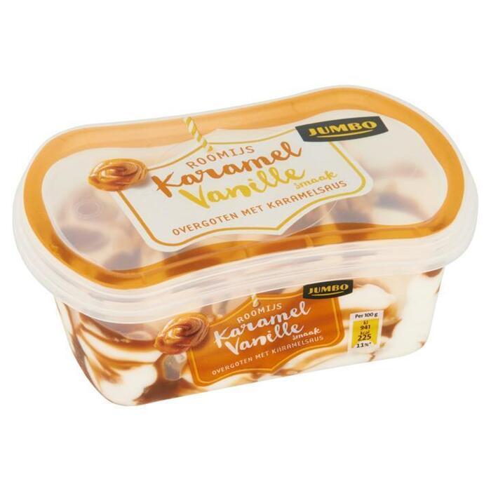Jumbo Roomijs Karamel Vanille Smaak 200ml (200ml)