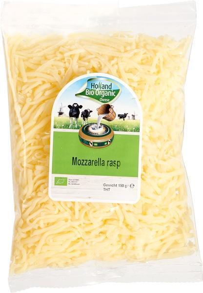 Geraspte Mozzarella (150g)