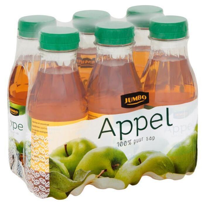 Appel (petfles, 6 × 33cl)