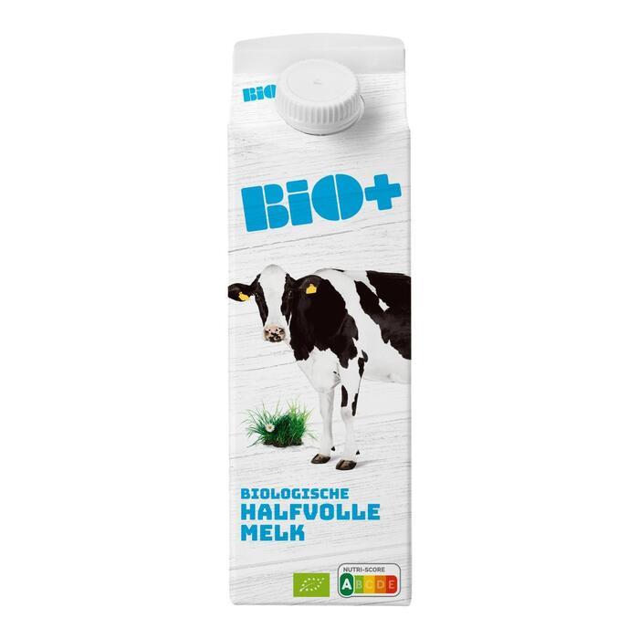 Bio+ Halfvolle melk (0.5L)