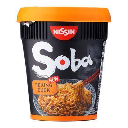 Nissin Soba cup Peking eend (90g)