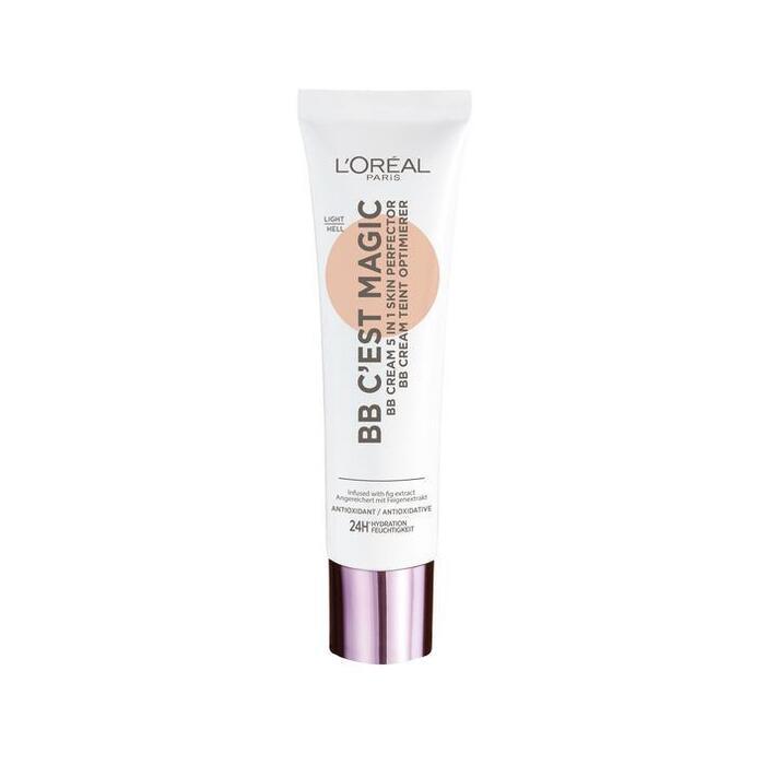 L'Oréal Paris nude magique bb cream fair skin