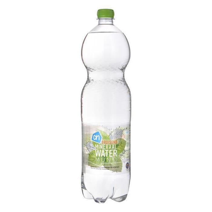Bruisend mineraalwater munt (1.5L)