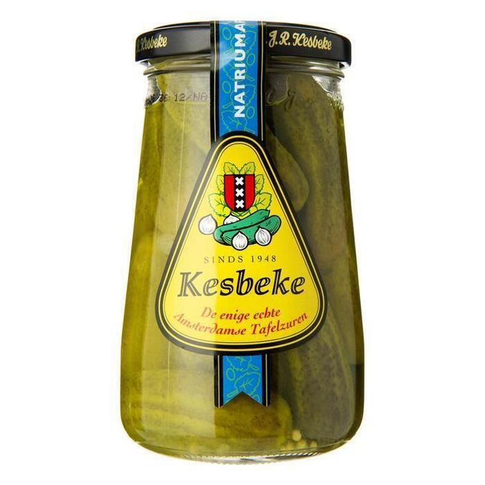 Kesbeke Augurken (pot, 37cl)