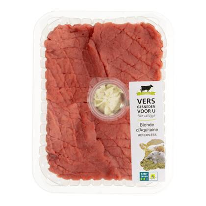 Beter leven biefstuk kruidenboter (530g)