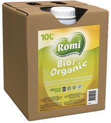 ROMI Biologische Frituurolie 10l (bak, 10 × 10L)