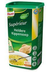 Knorr Supérieur Heldere Kippensoep (6 × 1.44kg)