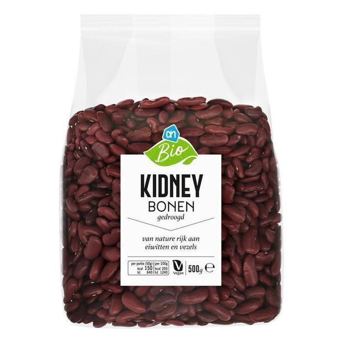 AH Biologisch Kidney Bonen (500g)