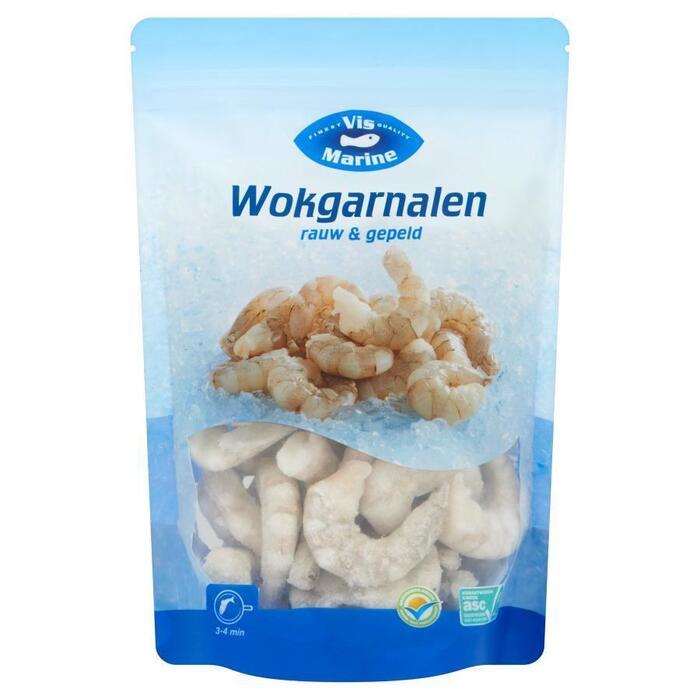 Vismarine Wokgarnalen (300g)