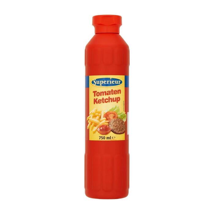 Tomaten Ketchup 750 ml (0.75L)
