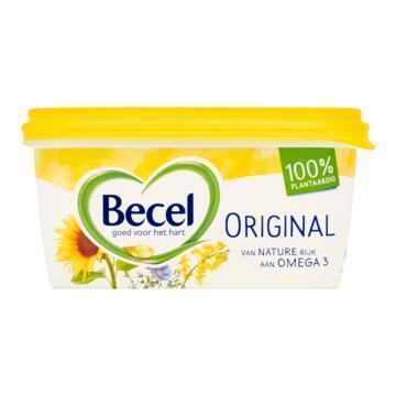 Becel Original voor op brood (kuipje, 450g)