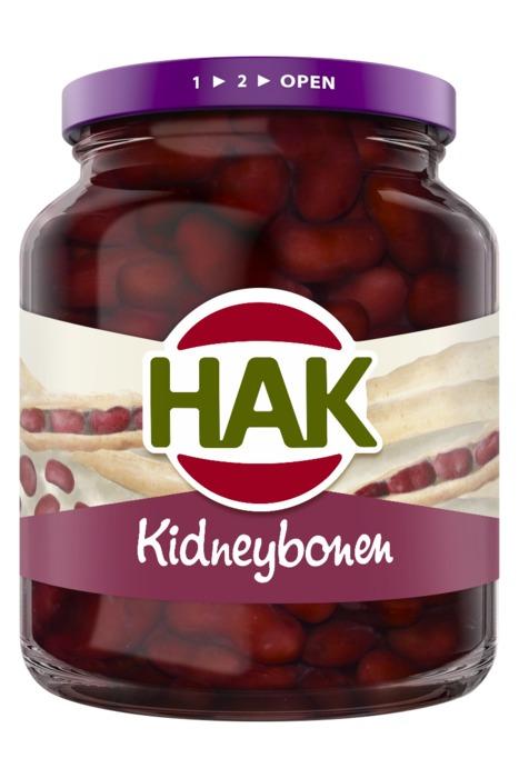 Hak Kidneybonen 365 g pot (365g)