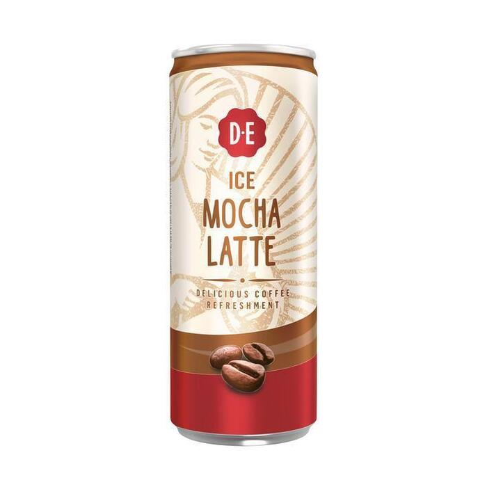 Houdbare drink ice mocha latte (250ml)