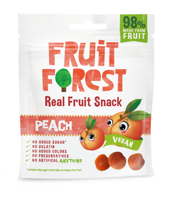 Fruit Forest Peach 30g (30g)
