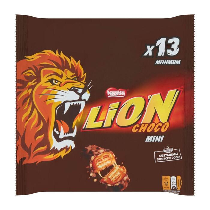 Lion Mini (zak, 250g)