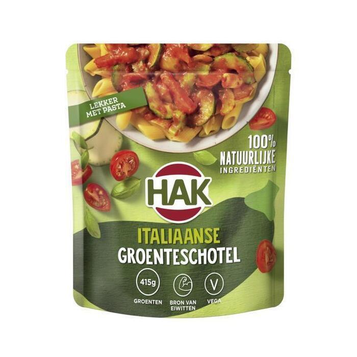 HAK Italiaanse Groenteschotel 500g (500g)