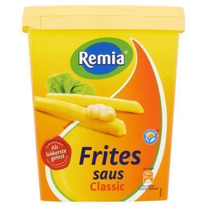 Fritessaus Classic (bak, 1L)