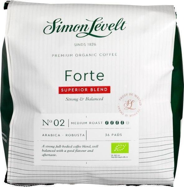 Koffiepads Forte (36 × 6.94g)