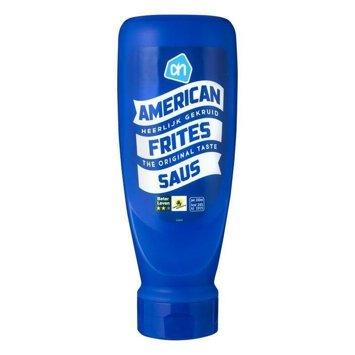 American Fritessaus (0.5L)