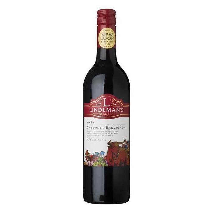 Bin 45 Cabernet Sauvignon (glas, 0.75L)