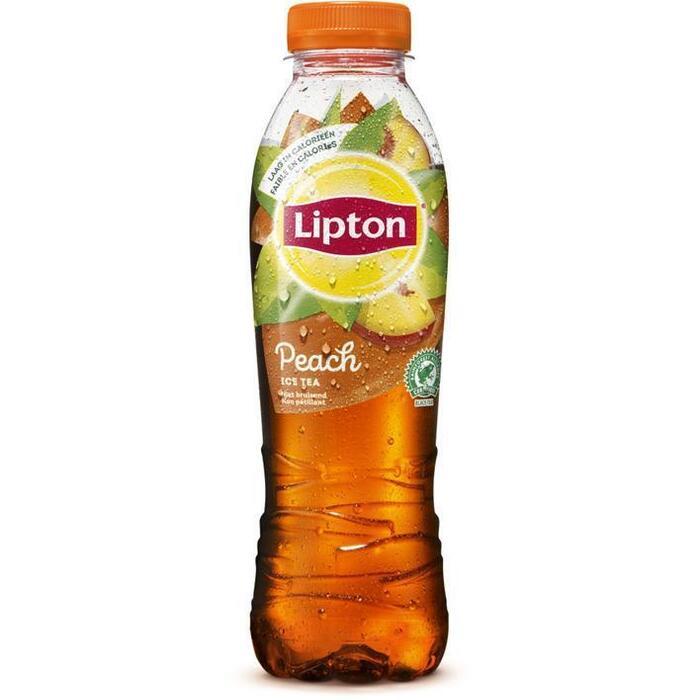 Lipton Ice Tea Peach 500 ml (rol, 50 × 0.5L)