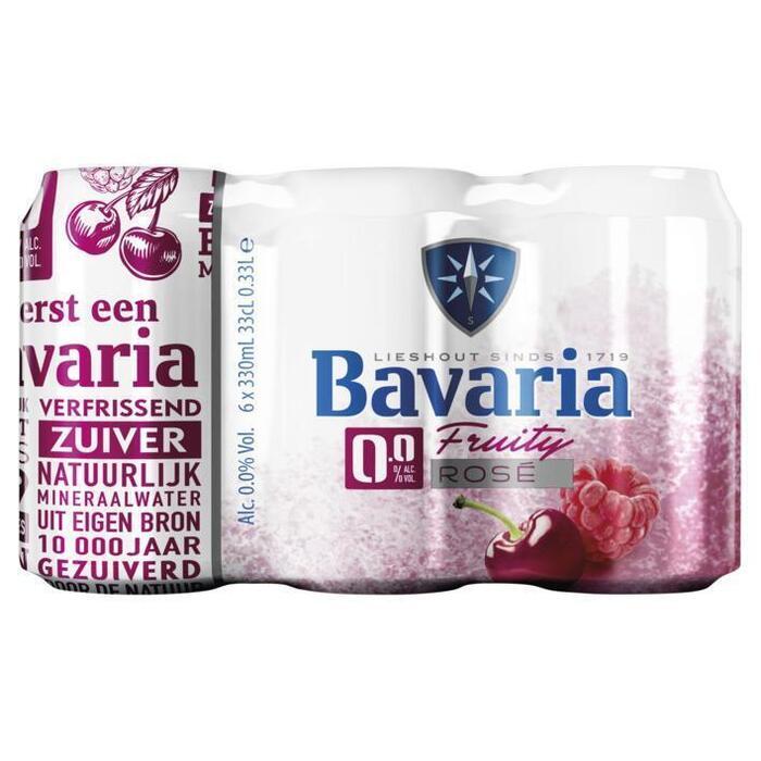 Bavaria 0.0% Fruity Rose (rol, 33cl)